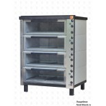 Подовая хлебопекарная печь НПФ ХПЭ-750/500.44 Люкс