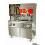 Нейтральный стол-тумба Atesy СТД-2/1200-2 купе