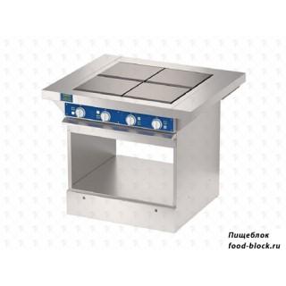 Электрическая плита Atesy Традиция-4 ЭПЧ 9-4-12
