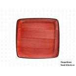 Столовая посуда из фарфора Bonna тарелка квадратная PASSION AURA APS MOV 34 KR