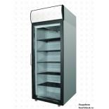 Холодильный шкаф Polair DM107-G (ШХ-0,7 ДС) нерж.