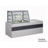 Кондитерская холодильная витрина UNIS Cool VIRGINIA Low 1000 DROP IN