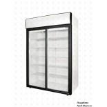 Холодильный шкаф Polair DM114Sd-S (ШХ-1,4 ДС купе)