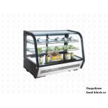 Горизонтальная барная витрина EQTA CS160
