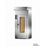 Ротационная хлебопекарная печь Miwe shop-in, мод. SI 1.0604 (вытяжной козырек)