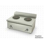 Электрическая настольная плита Atesy Электроплита-600 Таверна-2005 двухконфорочная