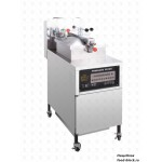 Электрическая напольная фритюрница Vortmax PFE 600, под давлением