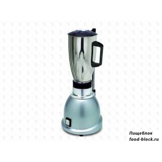 Барный блендер с нержавеющим стаканом Macap P102 C10 (серый)