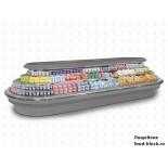 Горка холодильная Costan LION CUB 15 WHITE 250 (CUBLS25)