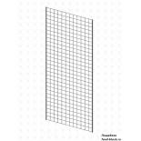 Стойка/стендлясетка из металлической сетки Гефест Сетка 1500х600 с двойной окантовкой