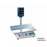 Весы торговые для определения массы и цены CAS AP-30 EXBT