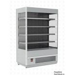 Горка холодильная Полюс Carboma Cube 1930/710 ВХСп-0,7 RAL 9006, 9005