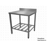 Разборный нейтральный стол EKSI EKSI СТр-1500х600х860 Б с бортом