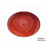 Столовая посуда из фарфора Bonna блюдо овальное без борта PASSION AURA APS MOV 31 OV