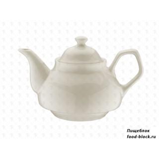 Столовая посуда из фарфора Bonna Чайник Banquet RIT01DM (850 мл)
