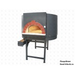 Дровяная печь для пиццы Morello Forni LP 100