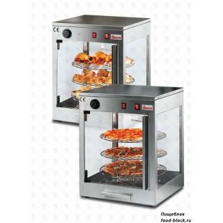 Тепловая витрина для пиццы Sirman тепловая VETRINETTA исполнение D.42