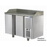Холодильный стол для пиццы EQTA TM2GNpizza-G серия Smart