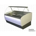 Холодильная витрина для мороженого Enteco Master ВИЛИЯ ICE 120 ВН RAL 9006