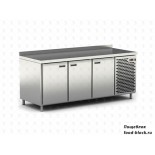 Холодильный стол Cryspi Шкаф-стол СШС-0,3 GN-1850 (нержавейка)
