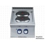 Электрическая настольная плита Electrolux 371014