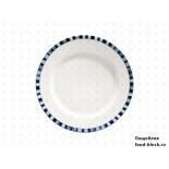 Столовая посуда из фарфора Bonna Mistral тарелка плоская (17см)