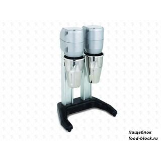 Миксер для коктейлей на 2 стакана Macap F4D C10 (серый)