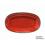 Столовая посуда из фарфора Bonna блюдо овальное PASSION AURA APS GRM 24 OKY