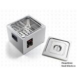 Термостат с ванной Vortmax VS 2/3 с крышкой