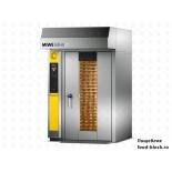 Ротационная хлебопекарная печь Miwe roll-in e+, модель RI-1.0610-TL е+(пан. упр.ТС)