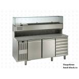 Холодильный стол для пиццы Electrolux 727148
