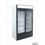 Холодильный шкаф Марихолодмаш Капри 1,12СК купе, стеклянная дверь