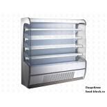 Горка холодильная Jordao MFP4 SLIM 150 LACT.C/GP K.EV.SK (цвет белый)