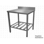Разборный нейтральный стол EKSI EKSI СТр-1500х600х860