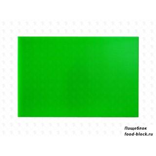 Доска разделочная EKSI PCB6420G (зеленая)