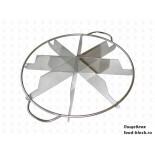 Кондитерский инвентарь EKSI Делитель PCUT8 (для торта, 8 частей, d25 см)