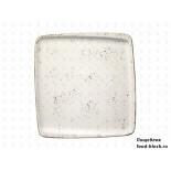 Столовая посуда из фарфора Bonna Grain тарелка квадратная (32х30 см)