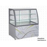 Кондитерская холодильная витрина UNIS Cool VIRGINIA Low 1000