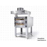 Электрическая печь для пиццы  Cuppone DN435/2 CD