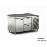Холодильный стол Cryspi Шкаф-стол СШC-2,1 GN-1400 (нержавейка)