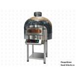 Печь для пиццы с вращающимся подом Morello Forni FRV 100 (Cupola Mosaico)