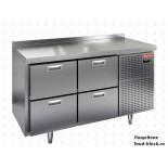 Холодильный стол HiCold тип TN модель GN 22/TN