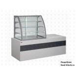 Кондитерская холодильная витрина UNIS Cool VIRGINIA STANDARD 1000 DROP IN