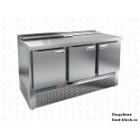 Холодильный стол HiCold тип HT модель SLE2-111GN (1/6)