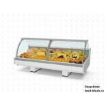 Холодильная витрина Brandford AURORA.EC.V.250 (RAL 9016)