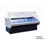 Холодильная витрина Cryspi ВПС 0,27-1,075 (Magnum 1250 Д) (RAL 7016)