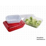 Посуда из пластика Perfect Салатник P-042 (белый)