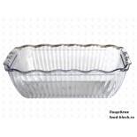 Посуда из пластика Perfect Салатник P-043 (прозрачный)