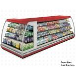 Холодильная витрина Costan Горка холодильная AERIA NARROW 15 W 250 (LEONS25)