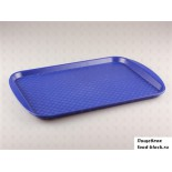Пластиковый поднос  Restola 422106617 (450x350 мм, синий)